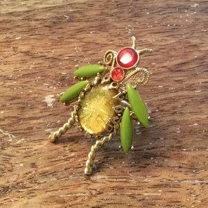 Kate Spade Vintage Bug Ring
